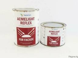 Светоотражающая фасадная краска от Acmelight!