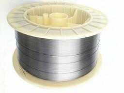 Титановая сварочная проволока 1. 4 мм ОТ4-1св ГОСТ 27265-87