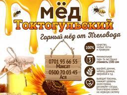 Токтогульский мед!