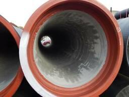Трубы чугунные (С ЦПП, Без ЦПП) 150 мм ВЧШГ ТУ 1461-037-5025