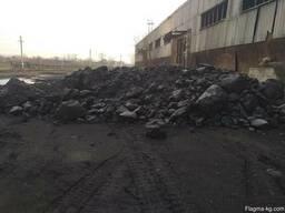 Уголь твердое топливо