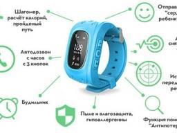 Умные детские часы GPS - фото 2