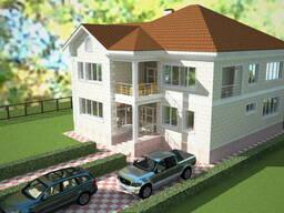 Ваш красивый фасад. Современный, оригинальный, практичный.