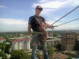 Высотные работы в Бишкеке