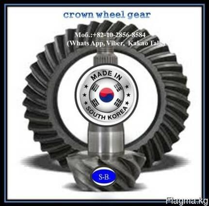 Запчасти из Южной Кореи на спецтехники Doosan, Hyundai, Volvo