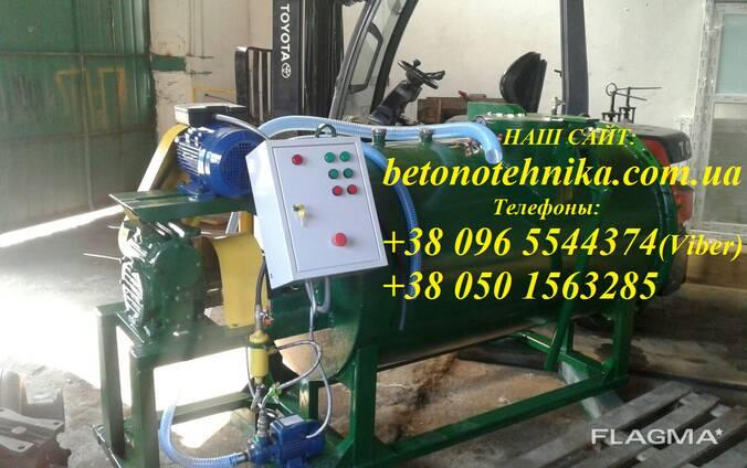 Завод для пр-ва пеноблоков и наливного пено От1,5до 5 м3/час
