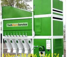 Зерноочистительные машины — аэродинамические сепараторы